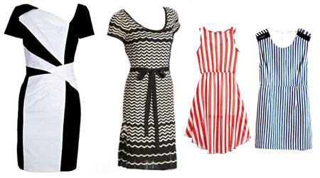 دانلود تحقیق تاثیر و تدابیر خطی در طراحی لباس